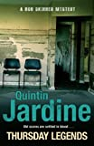 Thursday legends by Quintin Jardine front cover