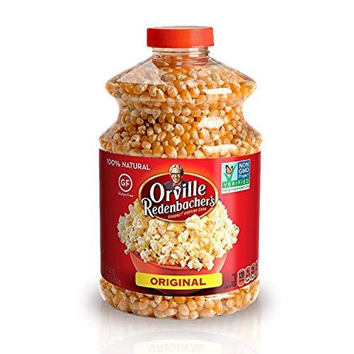 Orville Redenbacher's Original Gourmet Yellow Popcorn Kernels, 30 Ounce (Plain Popcorn Kernels)