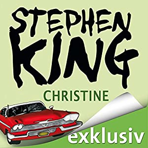 Christine [German Edition] Audiobook