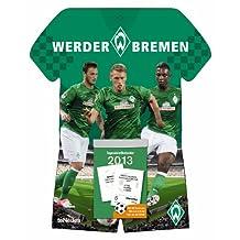 Werder Bremen 2013 Tagesabreißkalender