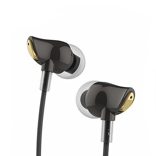 2 opinioni per Iwish Rock auricolari Nano zircone auricolari stereo da 3,5mm in ear auricolari