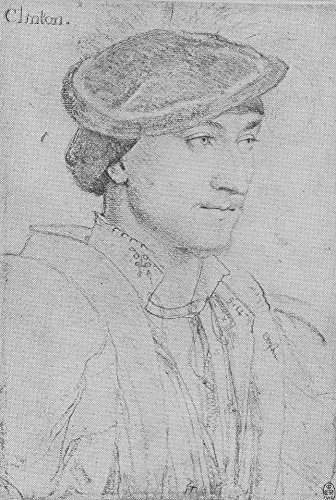 The Museum Outlet - Portrait of Edward, Lord Clinton. c.1534-35 - Canvas Print Online Buy (60 X 80 - Stores Outlets Clinton
