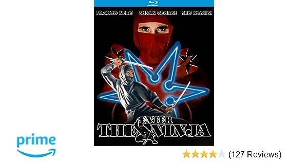 Amazon.com: Enter the Ninja [Blu-ray]: Franco Nero, Susan ...