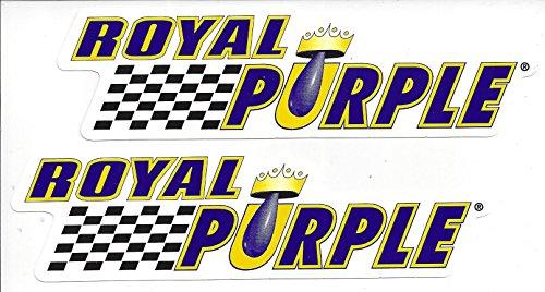 purple auto decals - 9