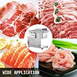 BestEquip Commercial Meat Cutter Machine