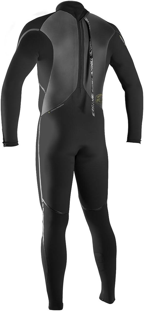 ONeill Mens Heat 4//3mm Back Zip Full Wetsuit