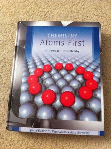 CHEMISTY ATOMS FIRST-W/ACCESS >CUSTOM<