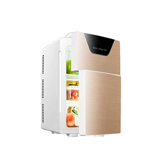 GAONAN Mini-Nevera, Coche de refrigerador portátil Compacto con ...