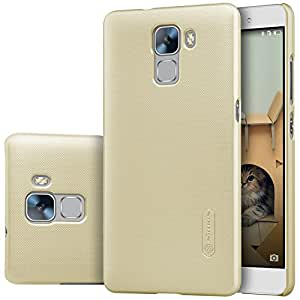 Huawei Honor Play 5X / Enjoy 5 case, KuGi ® High quality ultra-thin PC Hard Case Cover for Huawei Honor Play 5X / Enjoy 5 smartphone (Gold)