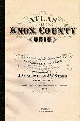 Atlas of Knox County, Ohio [1871]