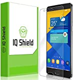 OnePlus 3 Screen Protector, IQ Shield LiQuidSkin Full Coverage Screen Protector for One Plus 3 HD Clear Anti-Bubble Film - with