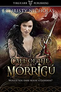 Call Of The Morrigú by Christy Nicholas ebook deal