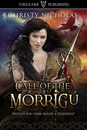 Book: Call Of The Morrigú by Christy Nicholas