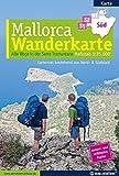 Mallorca - Wanderkarte 1:35.000 (Kartenset mit Nord + Süd-Blatt): Alle Wege in der Serra Tramuntana