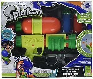 World of Nintendo Splatoon Splattershot Ink Blaster Toy