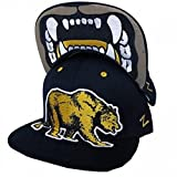 California Golden Bears Zephyrs NCAA Menace Snapback Hat