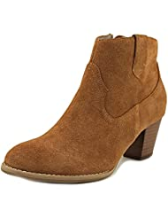 Vionic Womens Upright Windom Western Ankle Boot