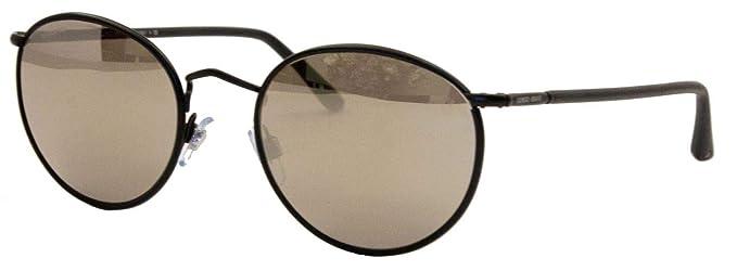 Armani 0AR6016J 30015A 51, Gafas de Sol para Hombre, Negro ...