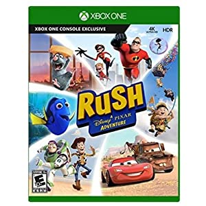 Rush: A Disney Pixar Adventure – Xbox One