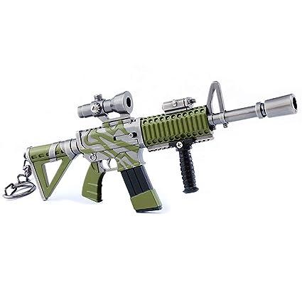 Amazon Com Classichomie Alloy Metal Fortnite Weapon Gun Model Toys