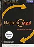 Cover of MasteringA&P with Pearson EText Student Access Kit for Human Anatomy & Physiology, 8th Edition (ME Component)