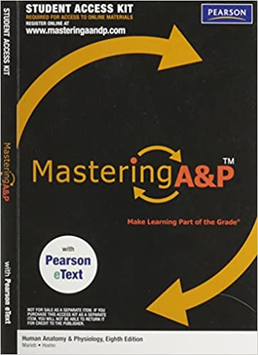 MasteringA&P with Pearson EText Student Access Kit for Human Anatomy ...