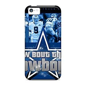 TOPPEST For Iphone Case, High Quality Dallas Cowboys For Iphone 5c Cover Cases