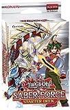 Yu-Gi-Oh Starter Deck - Saber Force - Yuya
