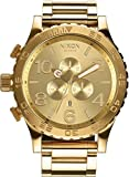 Nixon 51-30 Chrono A083-502 Mens Wristwatch Design Highlight