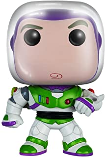Amazon.com: Funko Pop! Disney: Toy Story 4 - Buzz Lightyear ...