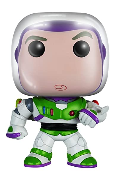 Amazon Com Funko Pop Disney Toy Story Buzz New Pose Action Figure