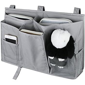 Amazon.com: Bedside Caddy,Arm Rest Organiser Armchair ...