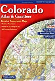 Delorme Colorado Atlas/Gazateer