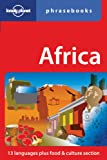 Africa, Lonely Planet Staff, 1740596927
