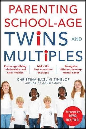 df4facc14 Parenting School-Age Twins and Multiples: Christina Baglivi Tinglof:  0884209026029: Amazon.com: Books