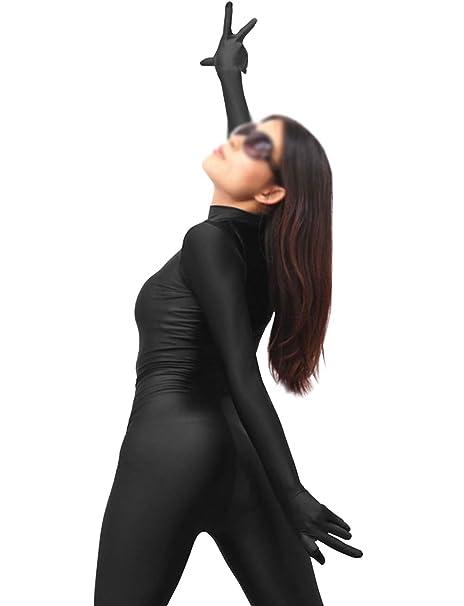 Amazon.com: Mono sexy de licra y licra para mujer: Clothing
