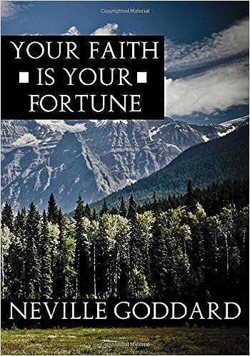 Laden Sie die Bücher kostenlos herunter Your Faith Is Your Fortune in German iBook