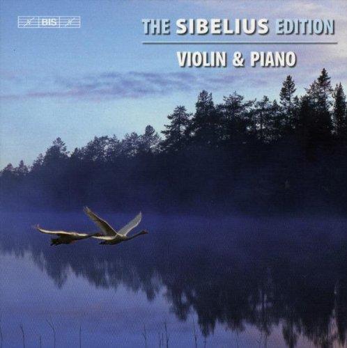J. Sibelius - Sibelius Edition 6: Violin & Piano (5PC)