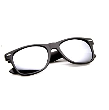 86b2d1f1167 4sold New (Unisex Mens Ladies) Brilliant White Sunglasses or Mirror Shades  UV400 Lense brand