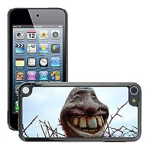 Etui Housse Coque de Protection Cover Rigide pour // M00150335 Sonrisa Símbolos Laugh Jefe // Apple ipod Touch 5 5G 5th