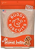 Buddy Biscuits Soft & Chewy Dog Treats With All Natural Peanut Butter 20 Oz Review