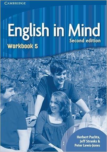 Book English in Mind Level 5 Workbook