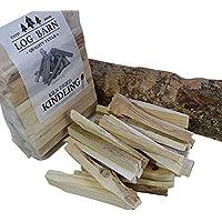 Sac de bois d'allumage séché au four de 3,5kg, Idéal pour la mise à feu de tous types, feu ouvert, poêles, barbecues et fours