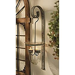 Design Toscano Tuscan Hanging Candeliere Glass Pen