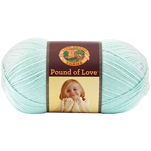 (Lion Brand Yarn Hometown Yarn, Pastel Green)