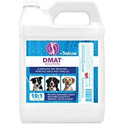 TropiClean Dog and Cat D-Mat Solution, 1-Gallon
