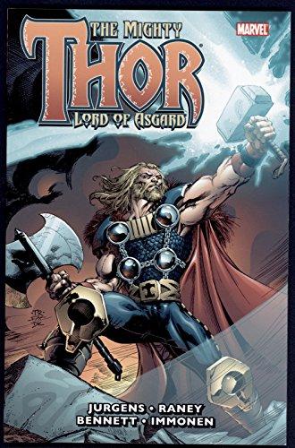 Thor Lord of Asgard Jurgens New Trade Paperback TPB Graphic Novel Marvel Comics