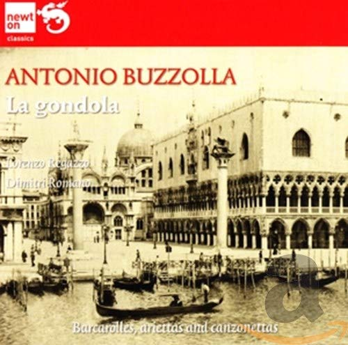 La Gondola: Venetian Folk Songs