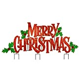 Merry Christmas Outdoor Decoration - 6 Ft Wide
