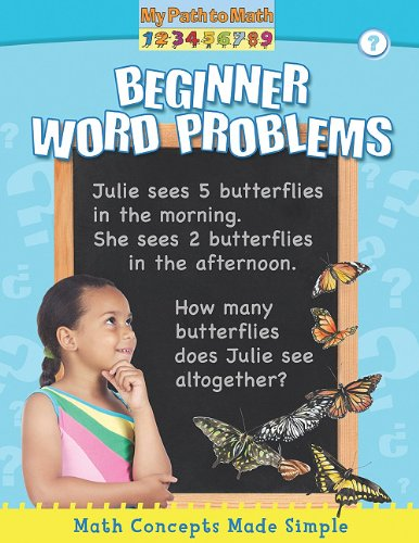 Beginner Word Problems (My Path to Math (Paperback))